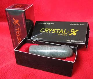 Crystal X Asli dari masa ke masa generasi kedua