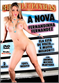 Brasileirinhas A Nova Fernandinha Fernandez DVDRip XviD