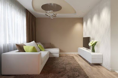 Elegant living rooms display fine design without appearing flashy. And it's harder than it sounds. This living room in the home