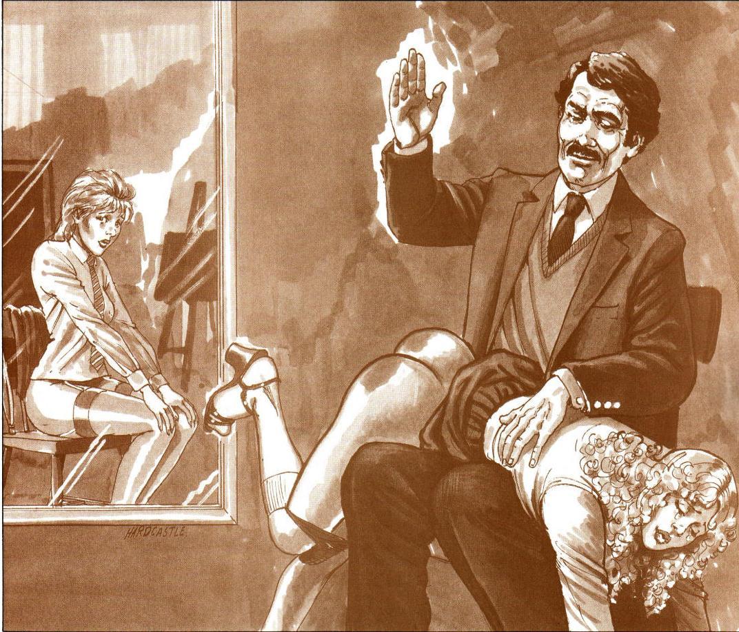 Victorian spanking stories
