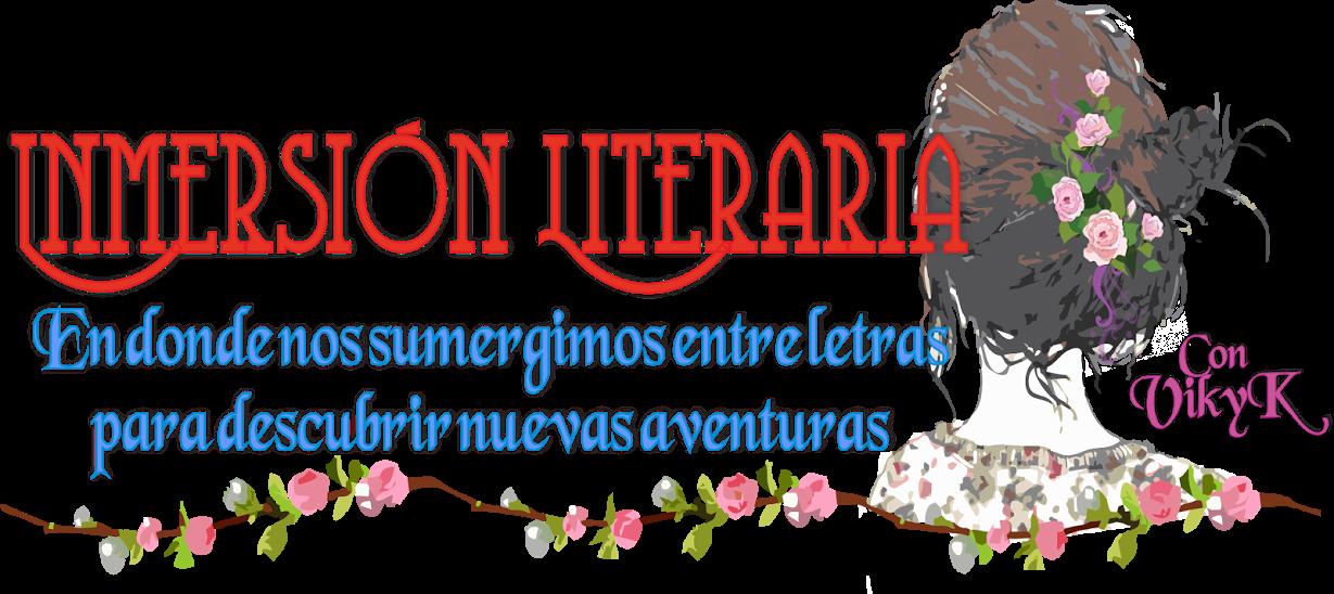 Inmersion Literaria con VikyK