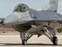 Amerika akan Latih Pilot F-16 Iraq di Arizona