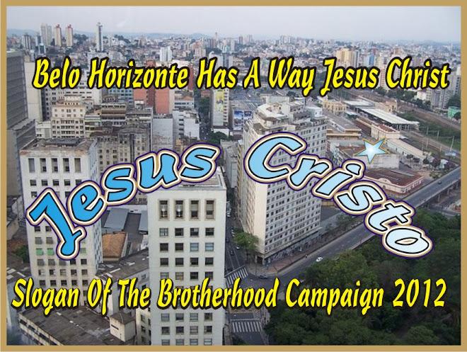 Belo Horizonte Tem Jeito Jesus Cristo