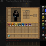 Too Many Items 1.5.2 In Game Inventory Editor TMI 1.5.2