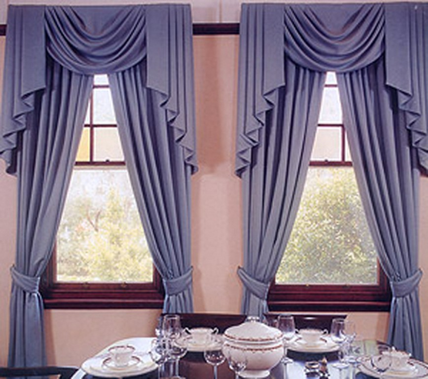 New home designs latest home modern curtains designs ideas - Latest curtain designs for windows ...