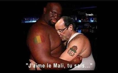 Nos amis maliens