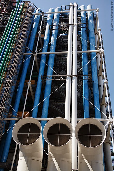 Pipes-of-the-Centre-Pompidou