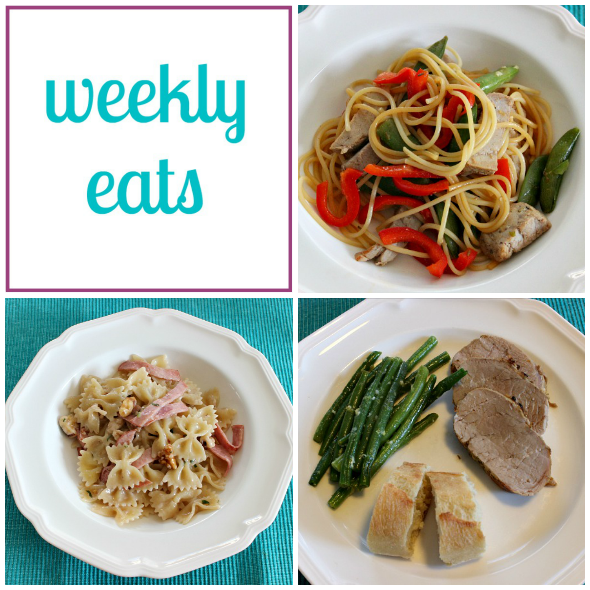 Weekly Eats Fresh Spring Suppers | www.shealennon.com