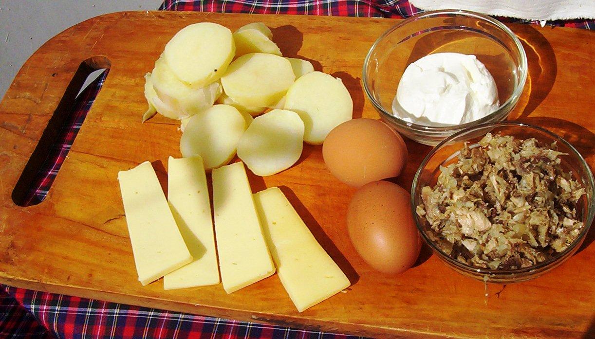Lasa a de jurel cocina chilena for Cocinar jurel