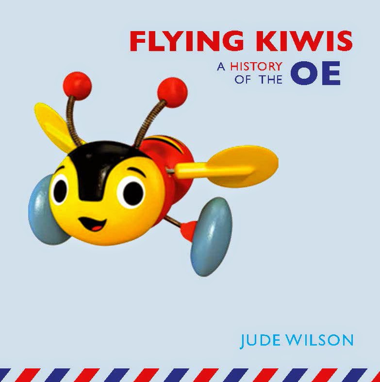 flying kiwis cover