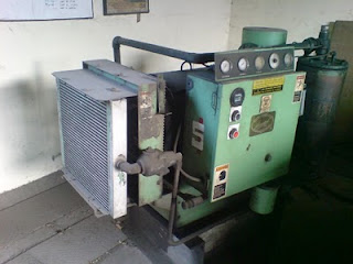 compressor with power 30 KW