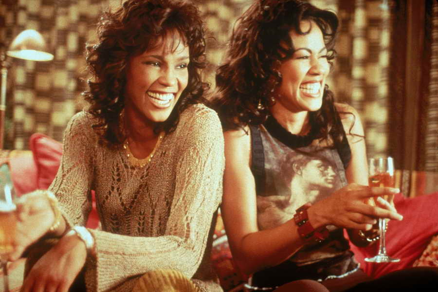 waiting to exhale Like a meeting of douglas sirk and barry white, waiting to exhale smoothly   while the essential theme is serious, the execution involves an.