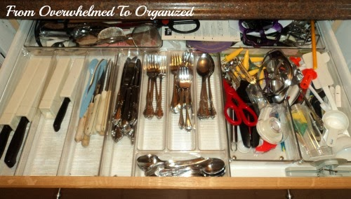 Tips for Organizing Kitchen Drawers | From Overwhelmed to ...