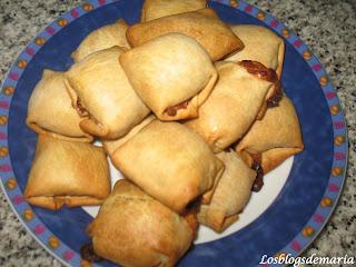 Empanadillas de tortilla