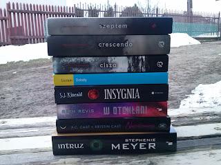 Stosik książek #12