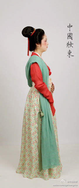 Yang's Traditional Clothing Hut: Song Dynasty Style Hanfu