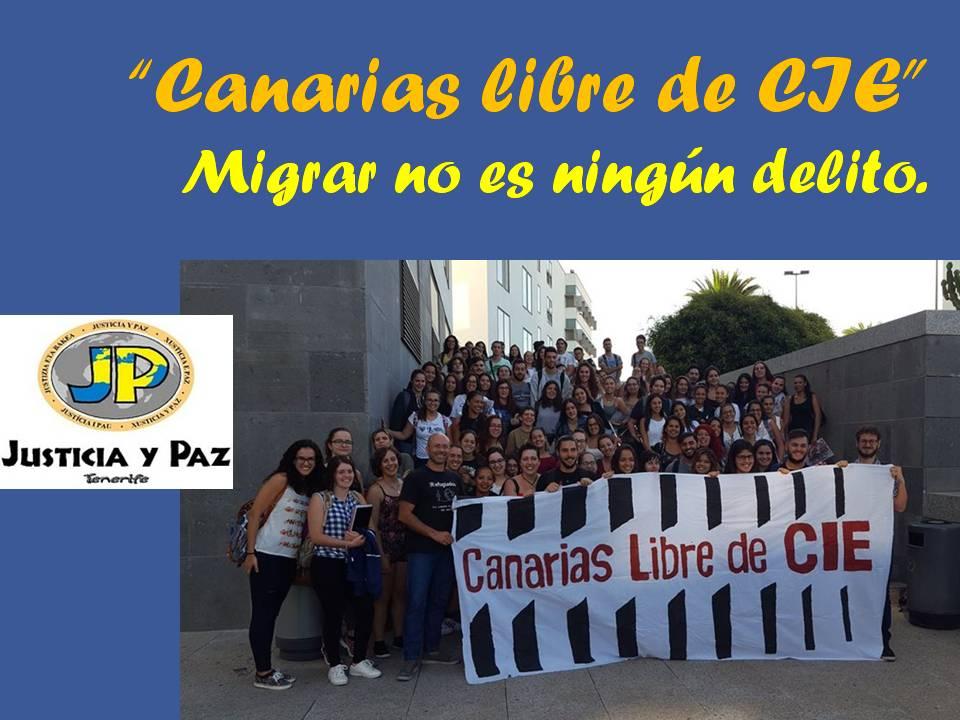 Canarias libre de CIE