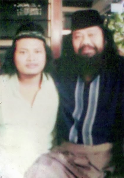 Gus ilham & Eyang Bodronoyo