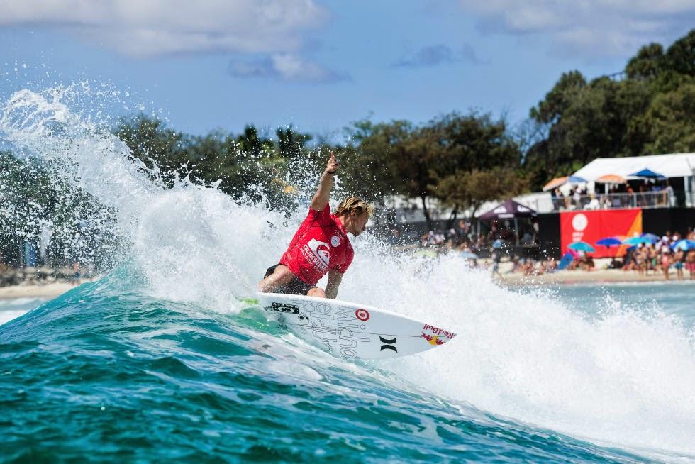 53 Quiksilver Pro Gold Coast 2015 Kolohe Andino Foto WSL Kelly Cestari