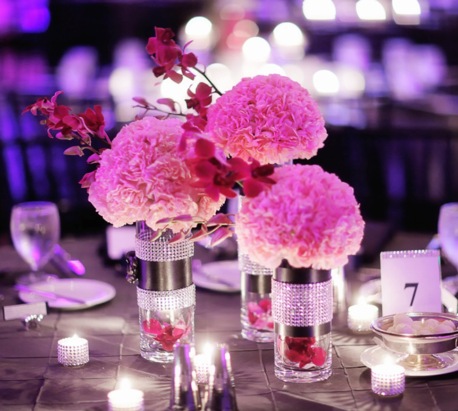 25 Stunning Wedding Centerpieces - Part 8 - Belle the Magazine