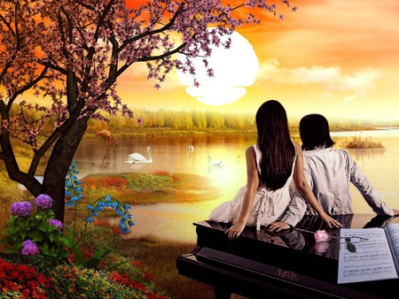 Love couple Wallpaper In 3d : Indian Wallpaper Hub: Love couple Wallpaper 3d HD Wallpapers Free Download