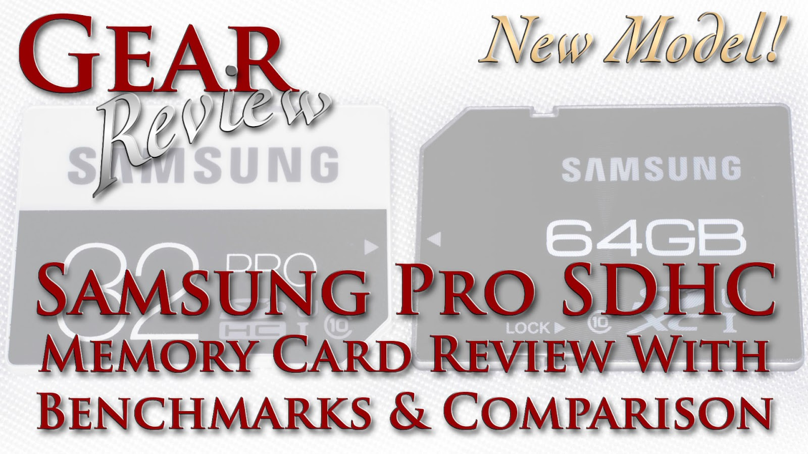 Samsung Pro SDHC Memory Card Review With Benchmarks & Comparison (New White Model)