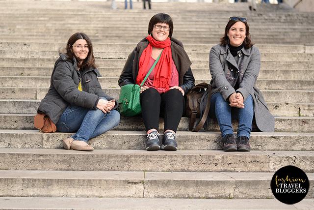 Plan de chicas en Roma: ruta barroca y helados