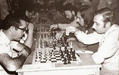 El ajedrecista del Club Ajedrez Tarragona Jordi Comas