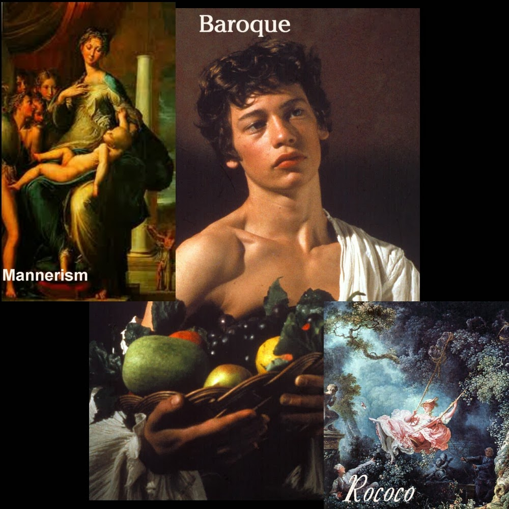 baroque and renaissance comparison Baroque art came before rococo art, and for those who are not very well  acquainted with these genres, hopefully, this will help differentiate.