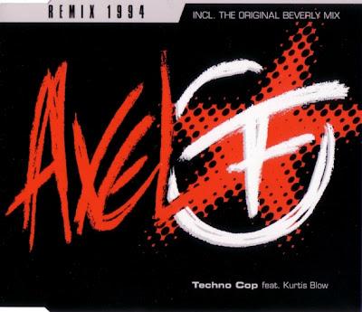 Techno Cop & Kurtis Blow – Axel F (CDM) (1994) (320 kbps)