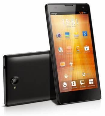 Nuevo Smartphone con 4G de Huawei, exclusivo para Orange