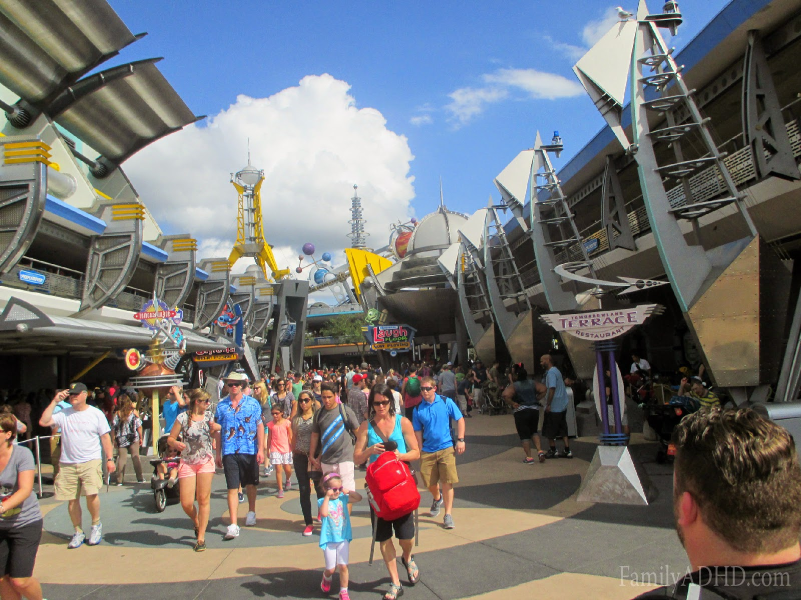 orlando family travel guide 2015 tomorrowland review & tips