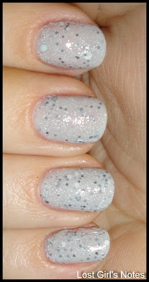 nerd lacquer don't blink swatches and review