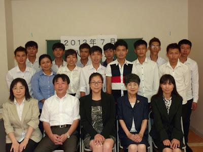 Trường tiếng Nhật ở Sendai
