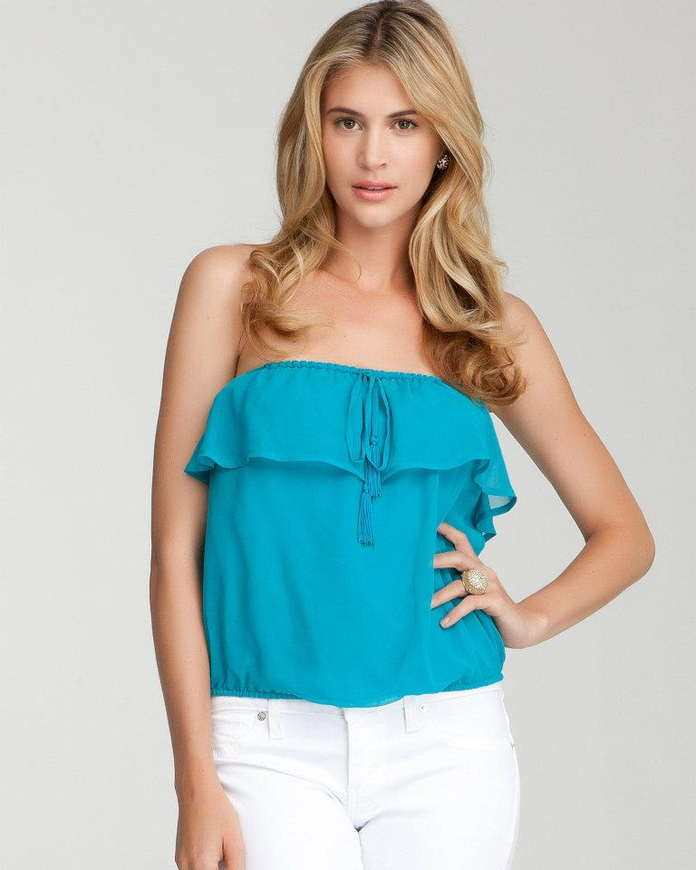 Bebe totally hot tube tops everything about fashion today for Tube top pictures