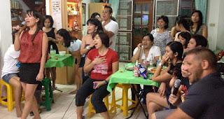 Karaoke Philippine style