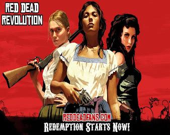 #28 Red Dead Redemption Wallpaper