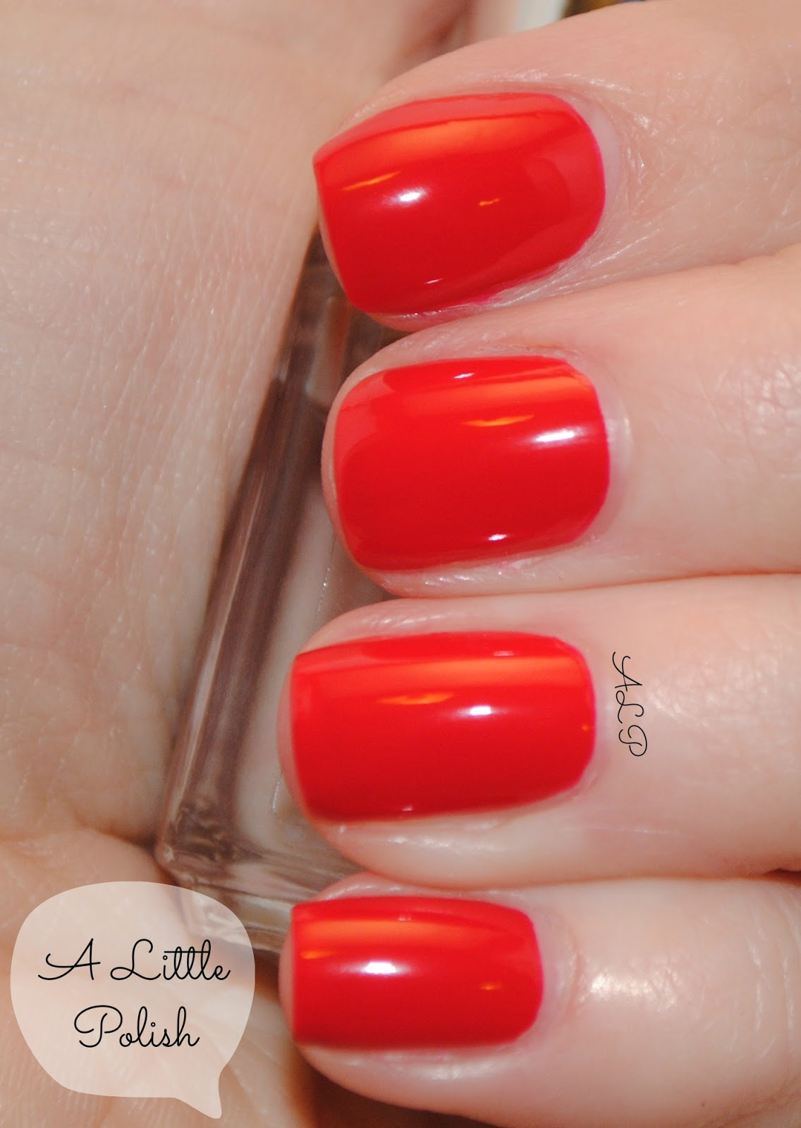 A Little Polish: MASH Scented Neon Nail Polish Set Review - Part 2