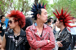 China Rock punk