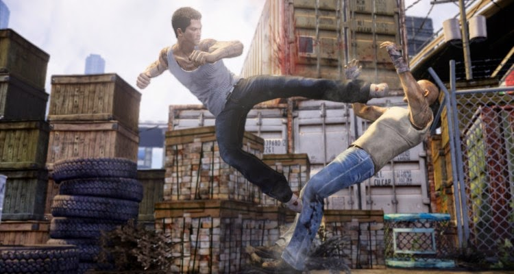 Download Game Sleeping Dogs