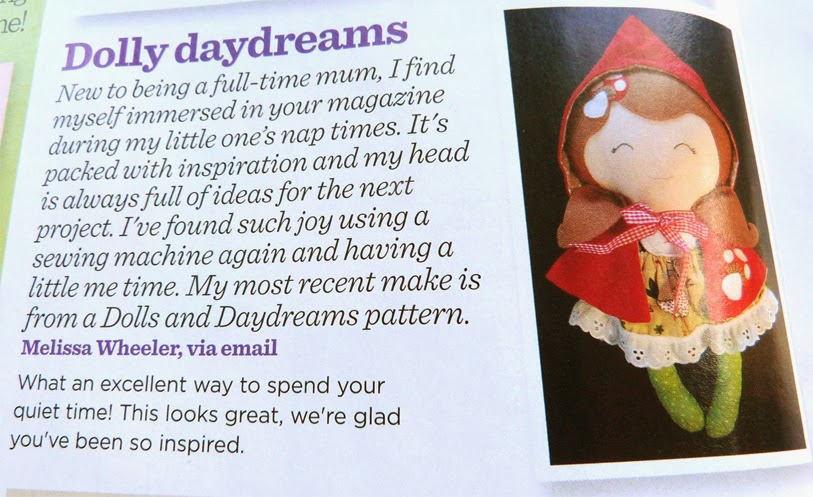Free Cloth Doll Sewing Patterns Dolls And Daydreams