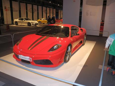 Ferrari Stralade