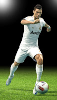 Cristiano Ronaldo screen : PES 2013 (6)