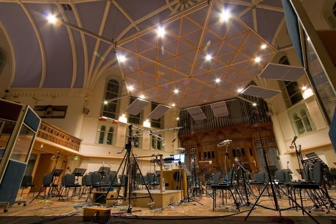 Scoring Stages: AIR Studios