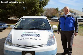 Hydrogen-Powered Cars to Cruise into Amarillo