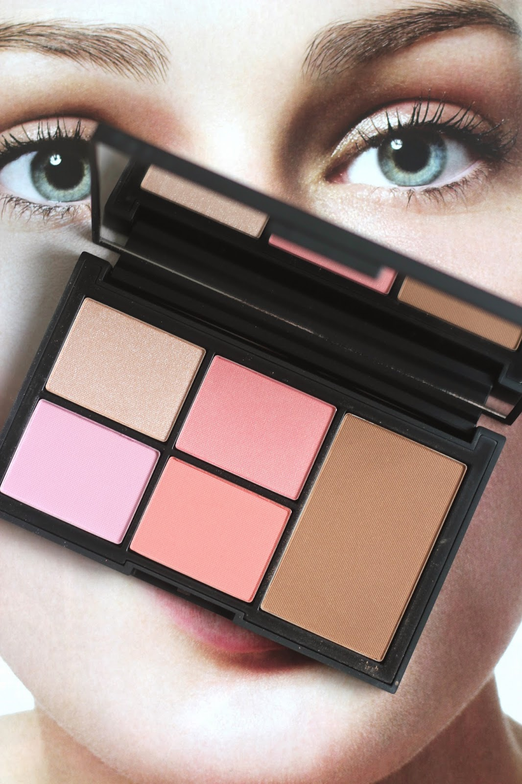 Review - Nars Virtual Domination Cheek Palette, #bbloggers, Make Up, Blog