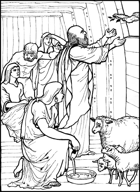 Apostle Paul Coloring Pages