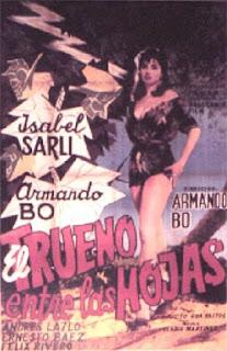 El trueno entre las hojas (1958).