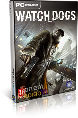Download Capa 3D Watch_Dogs PC Dublado Português-BR