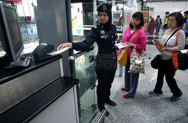 Polis Selangor tingkat kawalan keselamatan di kawasan tumpuan ramai